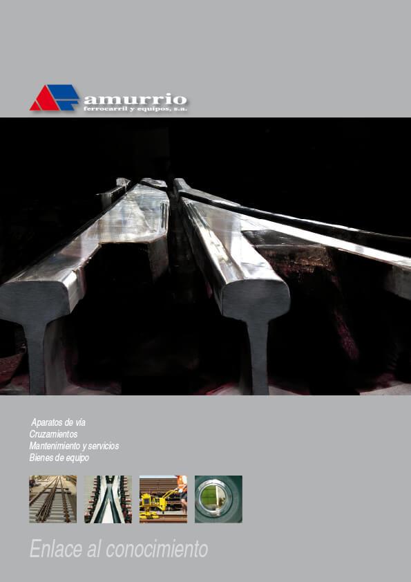 Catalogo de imagen Amurrio Ferrocarril y Equipos S.A.