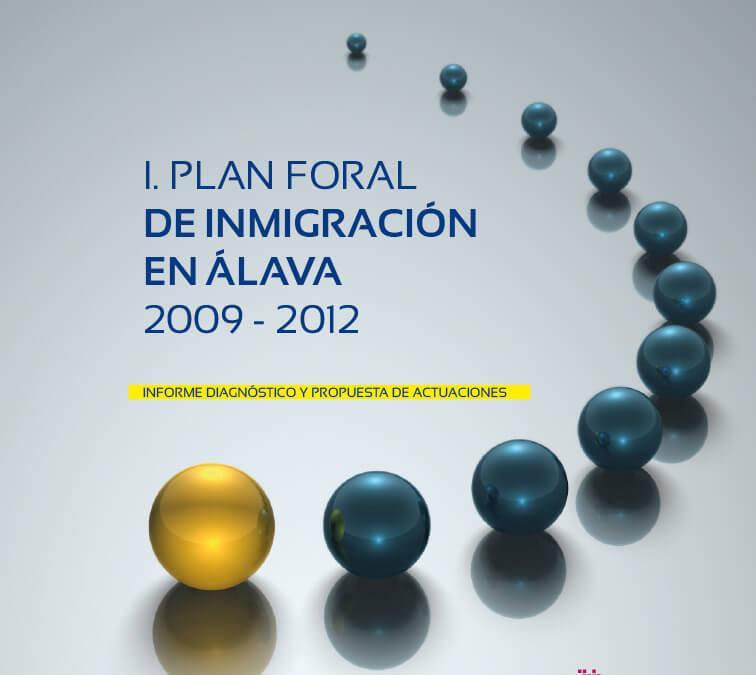 I Plan Foral de Inmigracion